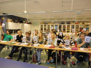 Pre-service teachers in Norway